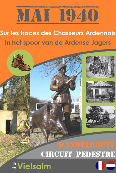 MAY 1940 – In the footsteps of the Chasseurs - 7 km